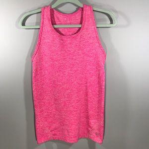 Gapfit bright pink workout racerback tank